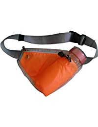 Generic Sports Outdoor Camping Bottle Pockets Waist Pack Shoulder Bag-Parent
