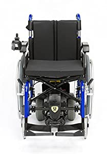 Drive DeVilbiss Healthcare U-Drive User Controlled PowerStroll to Convert Manual to Electric Wheelchair