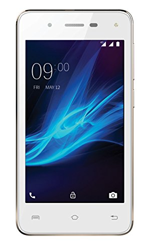 Lava A44 (White-Gold)