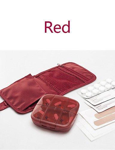 GXS Armband-Tasche/Rucksacktaschen ( Rot/Blau , 3.5 L) Multifunktions Camping & Wandern red-162cm