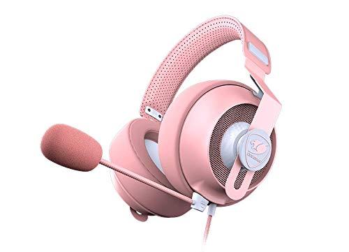 Cougar Phontum S Universal-Gaming-Headset, Pink -