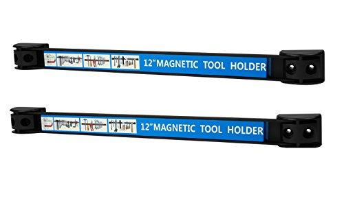 Magnetleiste Magnet Werkzeughalter Werkzeugleiste Werkzeug Halterung 2xLeiste