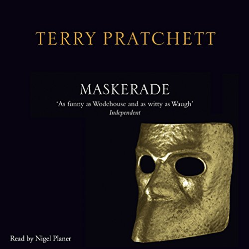 Maskerade: Discworld, Book 18