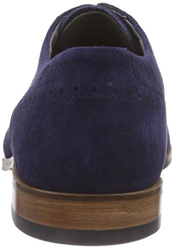 Hugo C-moder 10189504 01, Derby homme Bleu - Bleu marin (410)
