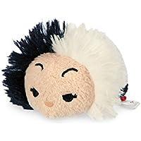"Disney Tsum Tsum 101 Dalmatians Cruella De Vil 3.5"" Plush [Mini]"
