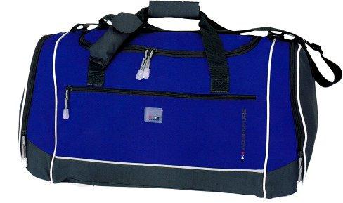 Sporttasche Freizeittasche 620 SPEAR Adventure Handyfach in vielen Farben ca. 61,0 x 32,0 x 28,0 cm eisblau/marine
