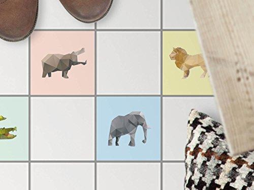 art-de-tuiles-sol-carrelage-adhesif-dcoratif-au-sol-renovation-salle-de-bains-motif-origami-animaux-