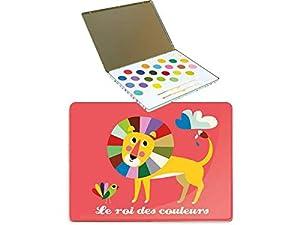 Vilac- Caja de Pintura Rey de los Colores Ingela P.Arrhenius, 7740