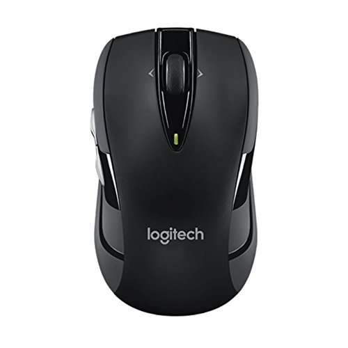 Logitech M545-2.4G Wireless Optical Gaming Mouse Mousepad Black 41rHCvOE1AL