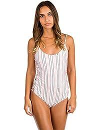 PUKAS Bañador IJM21RU-BKN Straps Swimsuit – Bañador, ...