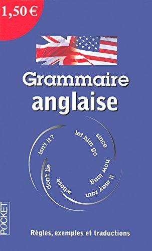 Grammaire anglaise  1,50 euros