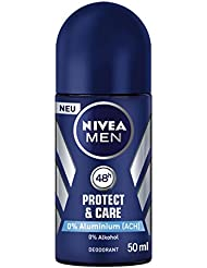 Nivea Men Deo Roll-on Protect Care Male, 50 ml