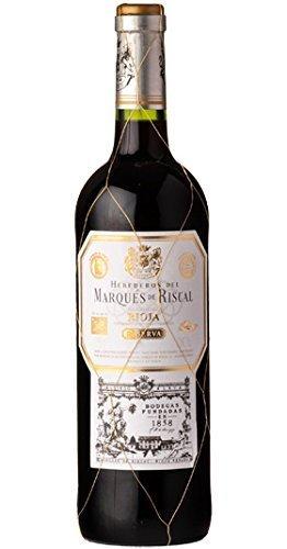 Tinto Marques De Riscal Reserva Botella 0.375 L