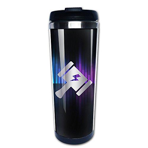 Ferme-chappy Tasses Marteau de Thor Logo Platinum Style accompagnement de football