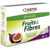 Ortis - Cubes Transit Fruits Et Fibres 24Pcs