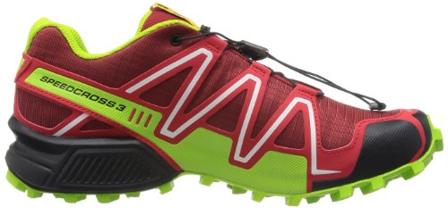 Salomon Speedcross 3 CS, Scarpe sportive, Uomo Flea/Bright Red/GR
