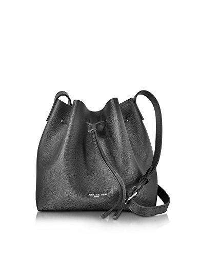 lancaster-paris-mujer-42218noir-negro-cuero-bolso-de-hombro