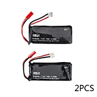 H502S H502E X4 RC Quadcopter parts for hubsan lipo battery 7.4v 610mah 15c replacement drone remote control helicopter spare batteries