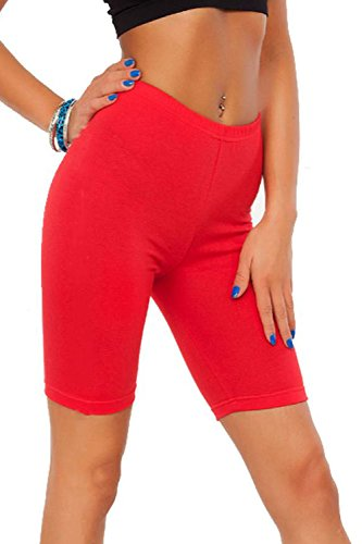 Vanilla Inc - Short - Femme red