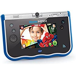"""VTech Tablet Storio MAX de 5"""" para Niños, Versión Española, Color Azul (3480-183822)"""