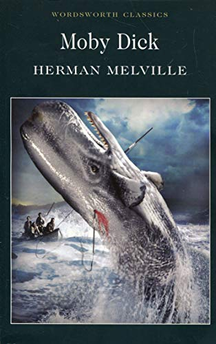Moby Dick (Wordsworth Classics) por Herman Melville