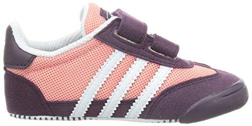 Adidas Dragon L2w - Crib peapnk ftwwht // merlot (Rosa pesca)