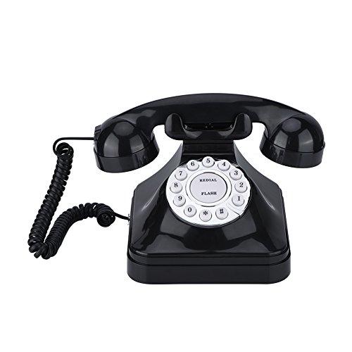 Zunate TeléFono Fijo Retro