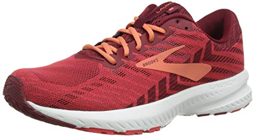 Brooks Damen Launch 6 Laufschuhe, Rot (Rumba Red/Teaberry/Coral 628), 39 EU