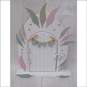 Fairy Door, indianisch, pastell,
