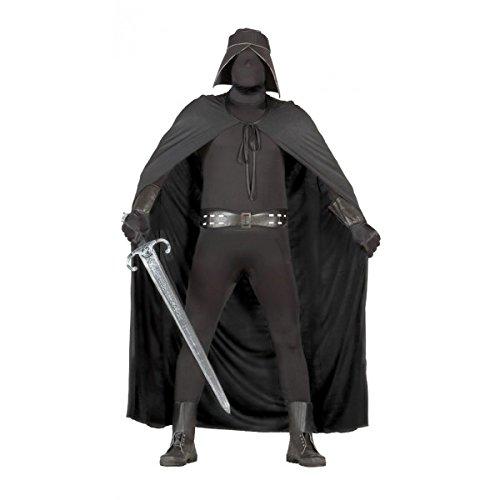 Costume Star Wars Darth Vader cavaliere uomo 80965 Tg.Unica