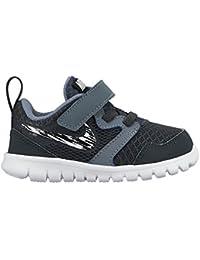 Nike Kids Fusion Run 3 TDV unisex bambino, pelle liscia, sneaker bassa, 22 EU