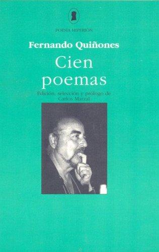 Cien poemas: antología (Poesía Hiperión)