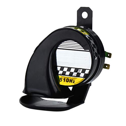 KKmoon 130DB Altavoz Sonido de Bocina de Aire Alarma Advertencia Fuerte Electrónico...