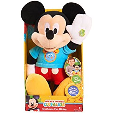 Just Play MMCH Mickey Hot Diggity Dog Plush by Just Play - Diggity Dog Toy
