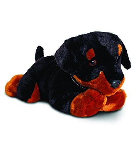 Keel Toys Plüschtier Hund, für Kleinkinder Hund 90cm schwarz