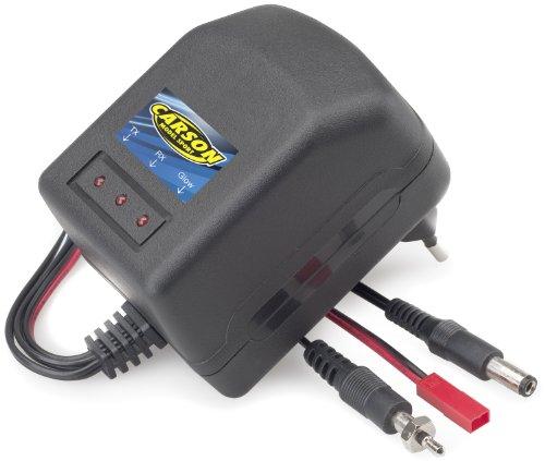 Carson 500606037 - Steckerladegerät Verbrenner / Reflex Pro