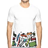 Unisex 3D Printed Pattern Short Sleeve T-Shirt Cool Graphic Tees Top Description:Neckline: Round neckSleeve Length: Short sleeveMaterial: Cotton polyesterWashing: Hand and machine wash available (Under 30℃)Occasions: Daily or street wear, travel, vac...