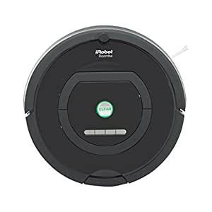 irobot roomba 770 robot aspirateur autonome cuisine maison. Black Bedroom Furniture Sets. Home Design Ideas
