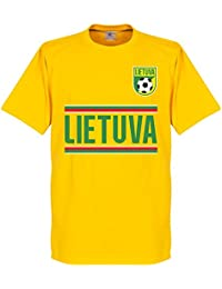 Retake Colombia James 10equipo camiseta–Amarillo, hombre, amarillo