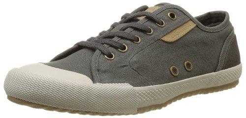 TBS Salvey Sneaker uomo, Grigio (Grey (Fonte)), 44