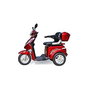 650 Watt eScooter Elektromobil 3 Rad eScooter Seniorenfahrzeug Seniorenmobil Elektrostuhl ECO Engel 500