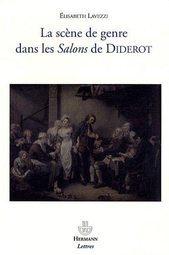 La scène de genre dans les Salons de Diderot