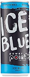 Power Point Energy Drink Ice Blue , 24er Pack (24 x 250 ml)