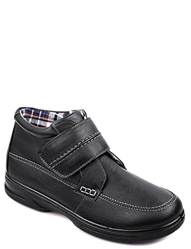Mens Dr Keller Wide Fit Touch Fasten Boot