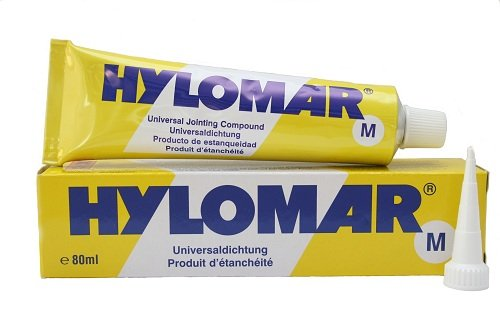 Preisvergleich Produktbild 3 x 80ml Tube Hylomar Dichtmasse