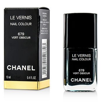 Chanel Nagellack Le Vernis 679Vert Obscur 13ml 13ml