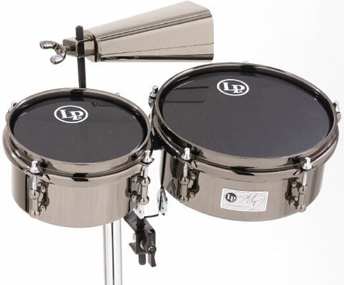LP Latin Percussion LP864020 John Dolmayan Mini Timbale Kit 845-JD