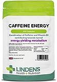 Caféine Comprimés 100 x 200mg capsules haute Strenth (énergie...