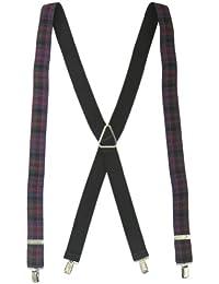 Ingles Buchan - Bretelles - plusieurs tartans disponibles - produit écossais