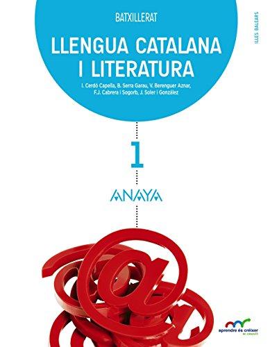 Llengua catalana i literatura 1. (Aprendre és créixer en connexió) - 9788467827880 por Isabel Cerdó Capella